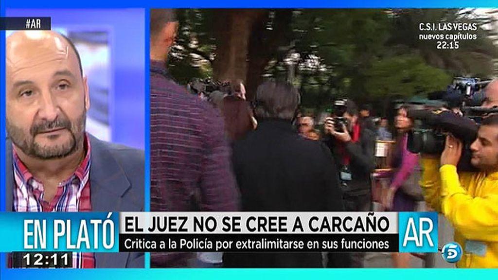 """Fornet, secretario del SUP: """"Hay informaciones que no se han dado al juez en el caso de Marta"""""""