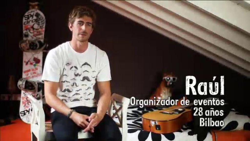 """Raúl: """"La gente que no me conoce suele pensar que soy un poco chulito"""""""