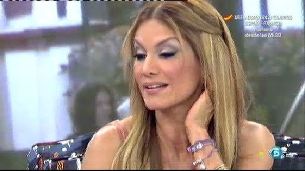 """Ivonne Reyes: """"No doy mucho 'chance' a los hombres"""""""