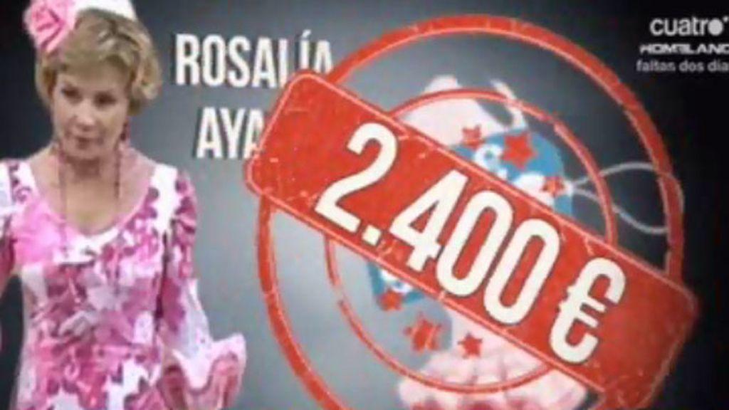 La líder del PSOE en Los Palacios cargó 2.400€ de trajes de flamenca al Ayuntamiento