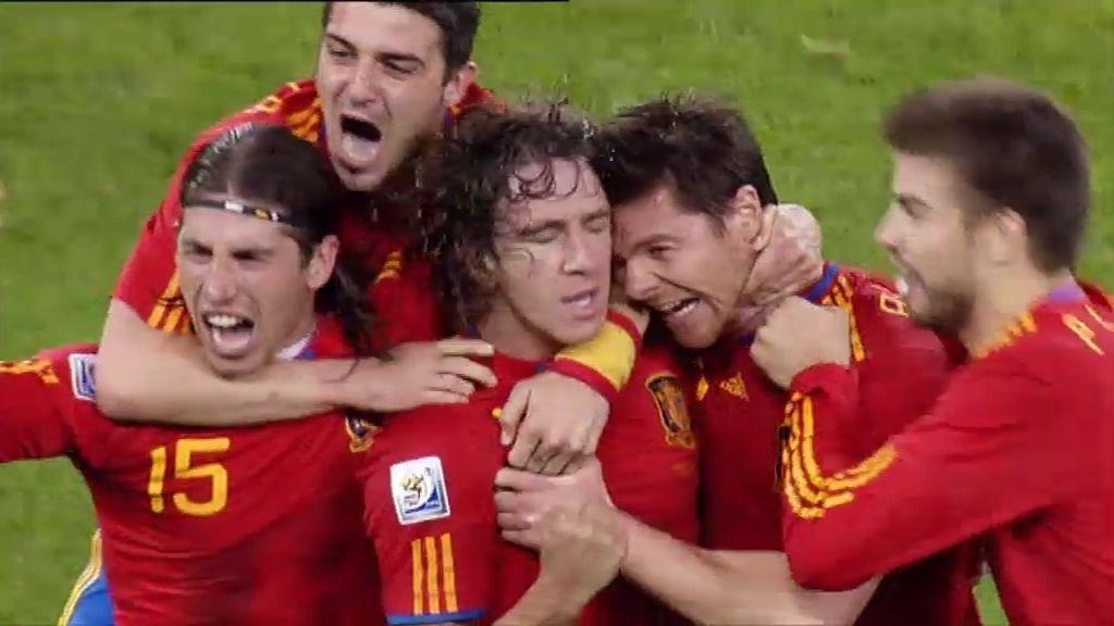 Tras ganar a Alemania... ¡estamos en la final!
