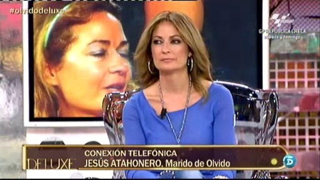 """Jesus Atahonero: """"Mi problema es que la quiero mucho"""""""