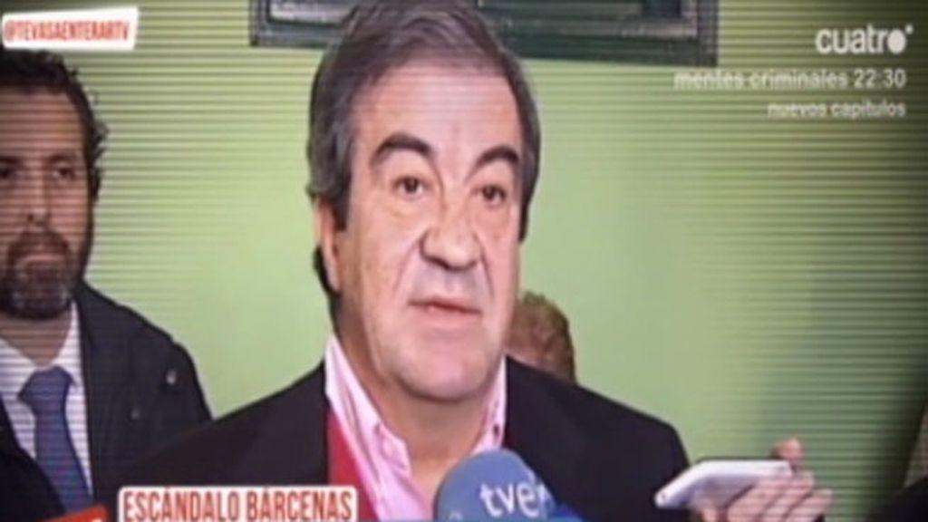 Las declaraciones de Álvarez Cascos