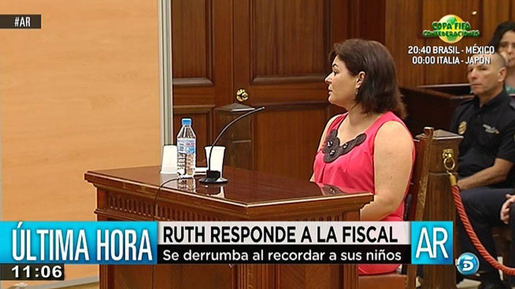 La declaración de Ruth Ortiz