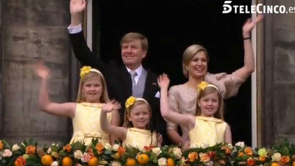 Guillermo, el nuevo Rey de Holanda