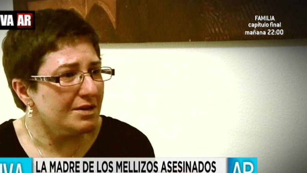 """María del Mar: """"Echo de menos a mis hijos. Es un dolor muy fuerte"""""""