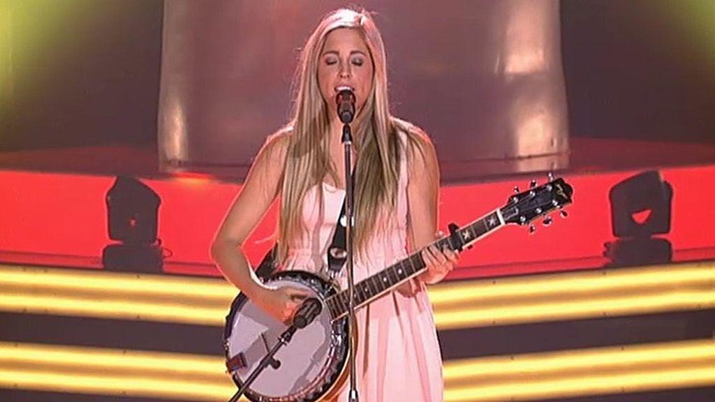 La actuación de Haley: 'Mean'