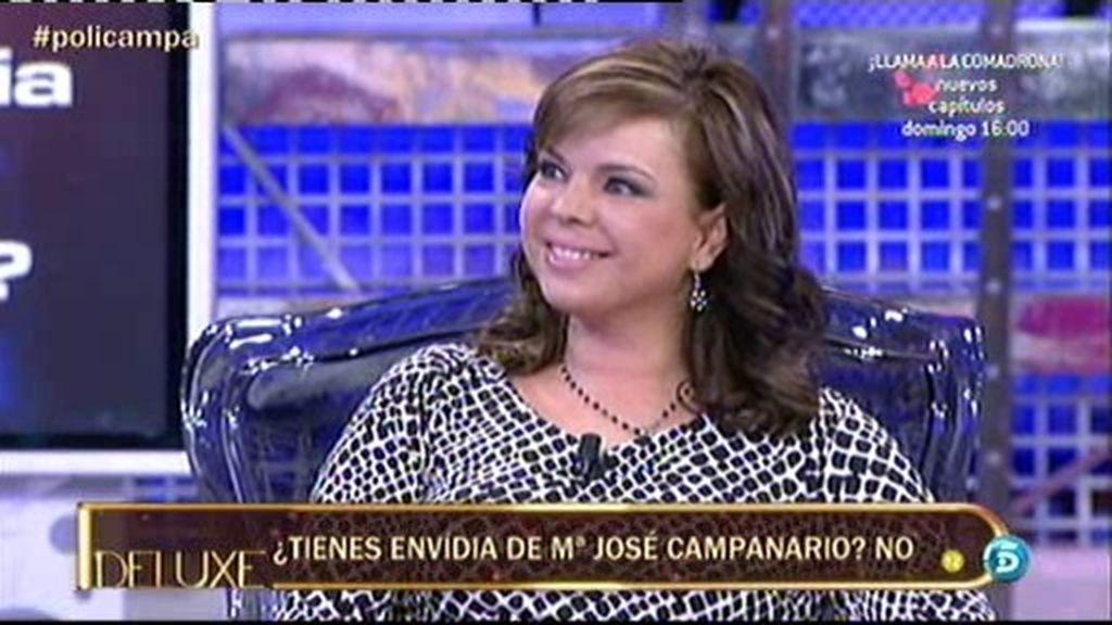 El 'poli-deluxe' de Chari Dieguez, prima de Mª José Campanario