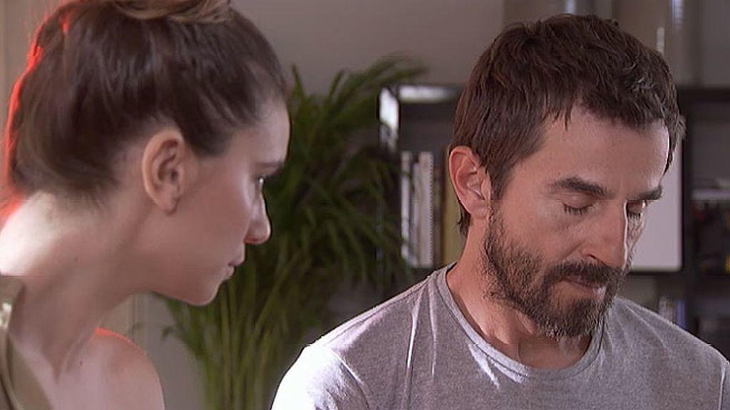 """Pilar a Pablo: """"Si fueras honesto le dirías que no tiene ninguna posibilidad ¿O sí?"""""""