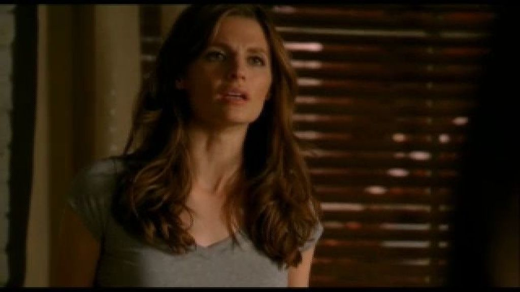 "Beckett: ""Hemos acabado, Castle"""