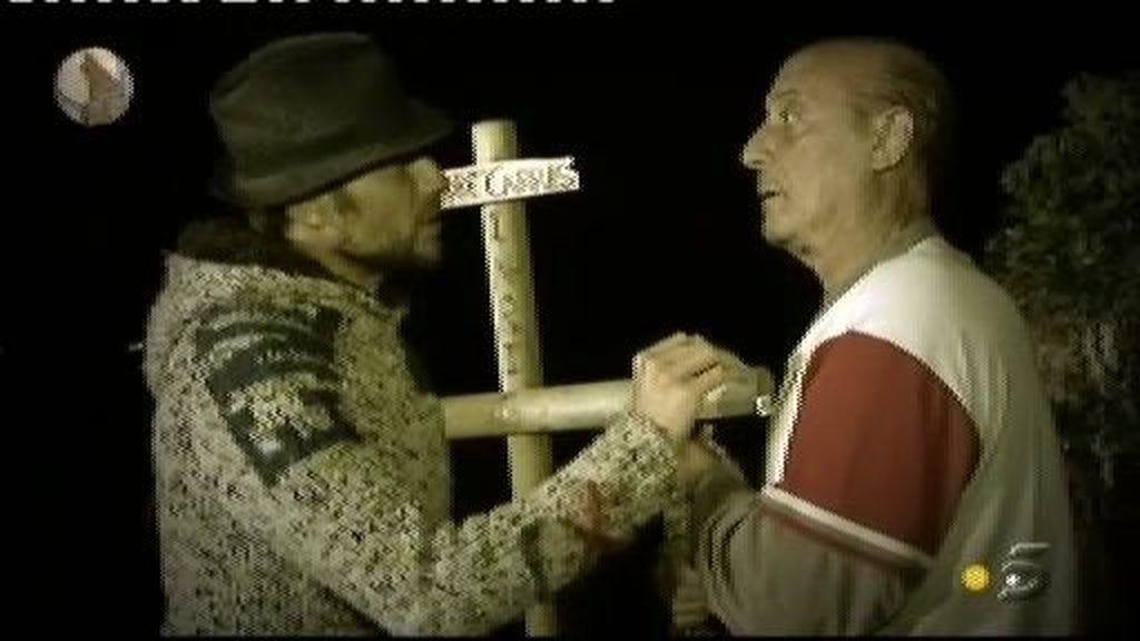 Antonio David y 'El Dioni' hacen las paces