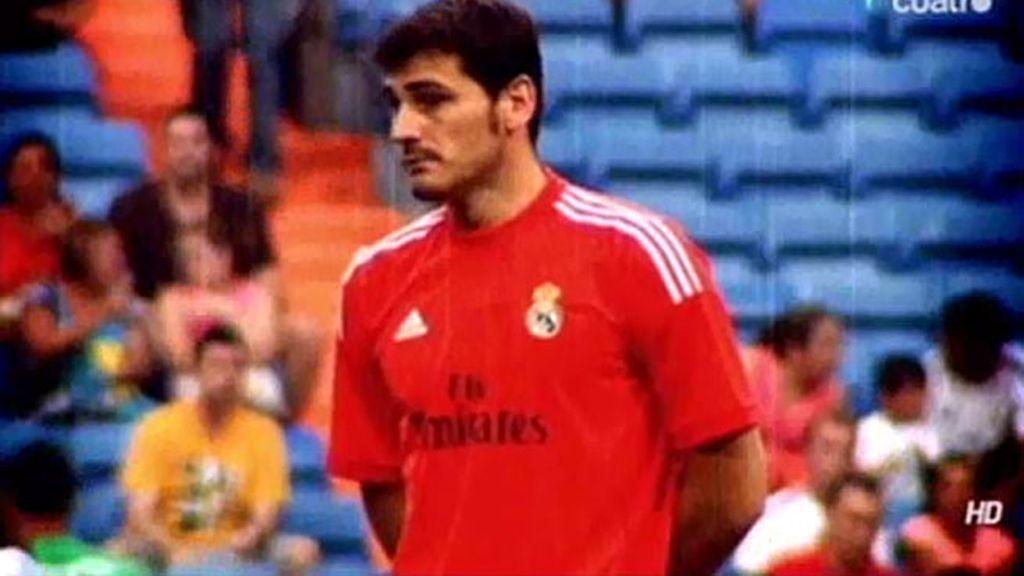 Casillas medita irse del Real Madrid