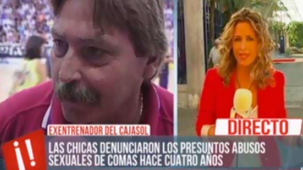Piden nueve años de prisión para el exentrenador del Cajasol