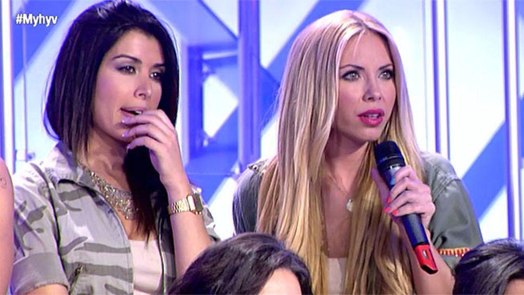 "Nagore, a Elena: ""Me han dicho que has conocido muy a fondo a Escassi"""