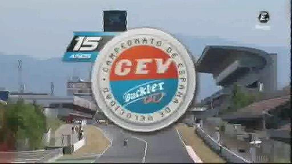 Carrera de Moto2 del CEV Cataluña