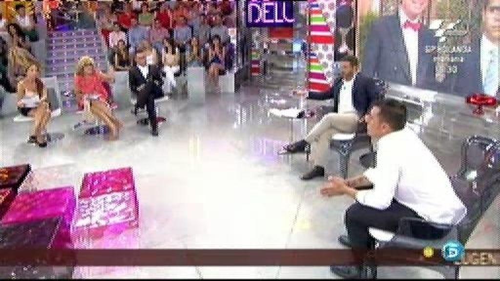 Los colaboradores acusan a Eugenio JR de querer la herencia de José Fernando