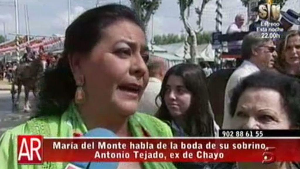 Antonio Tejado se casa
