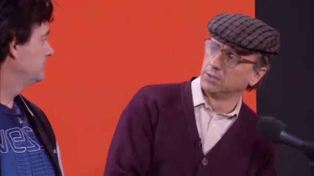 Rabero es Pavaroti en 'Tu cara me suena'