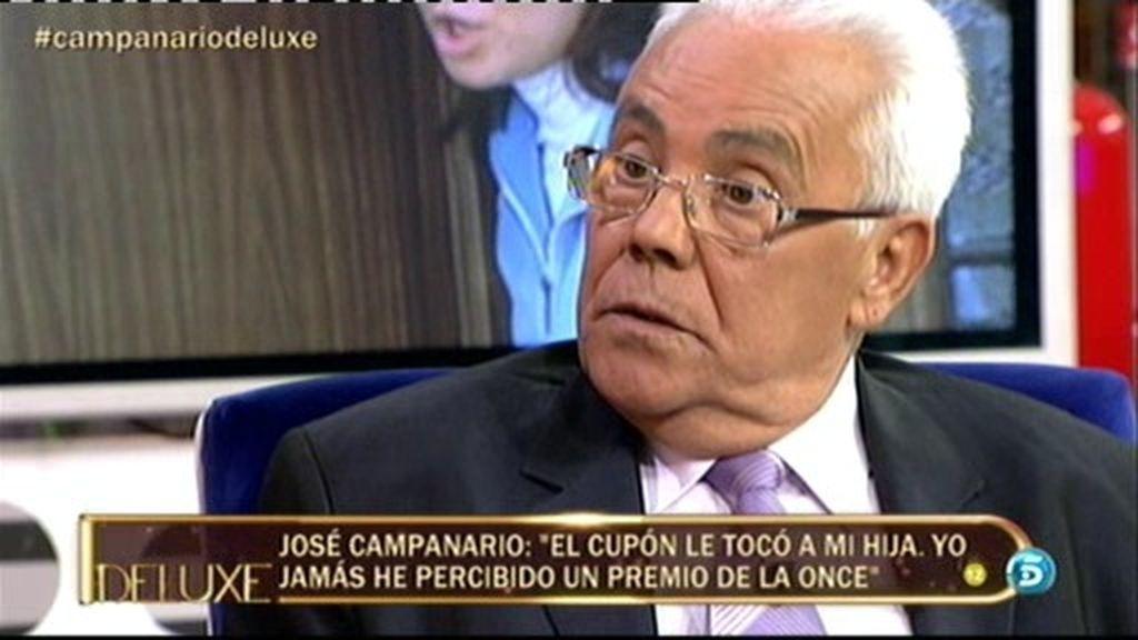 """Campanario: """"Viví mal la historia del cupón"""""""