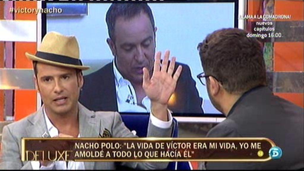 """Nacho Polo: """"No conocí a un Víctor Sandoval millonario ni multimillonario"""""""