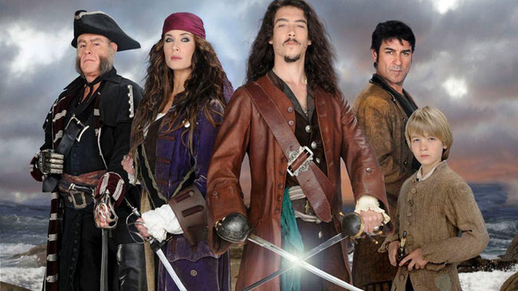 Último capítulo de 'Piratas'
