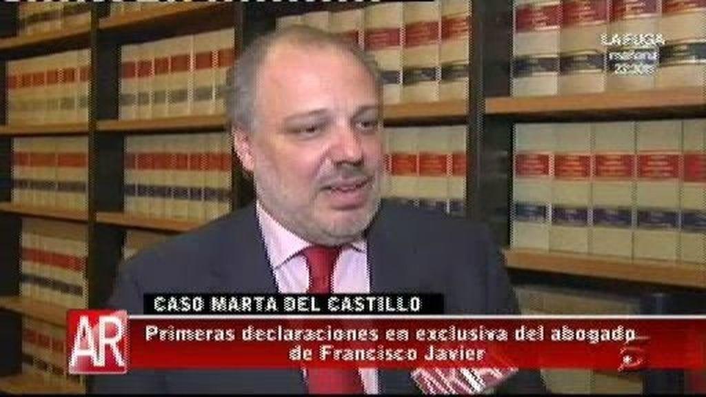El abogado de Francisco Javier considera que la sentencia es justa y bien fundamentada