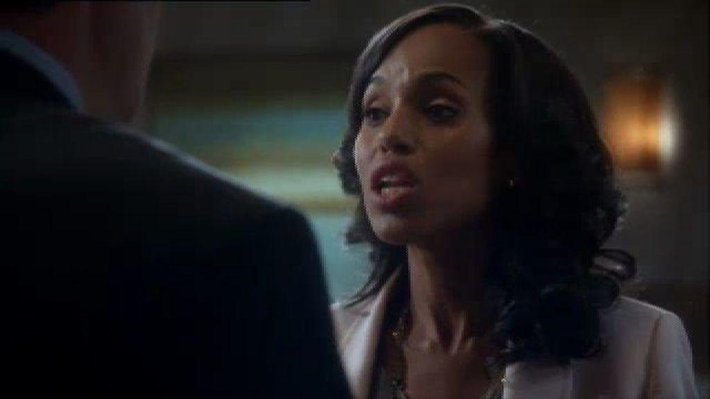 Olivia le informa a Keating de sus problemas