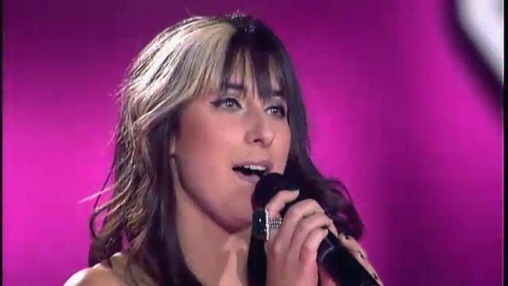 La actuación de Verónica: 'Strong enough'