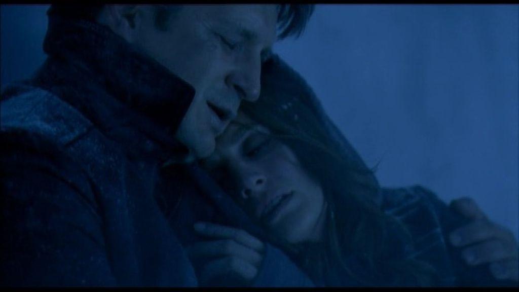 """Castle: 'Kate, quédate conmigo"""""""