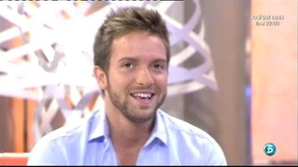"""Pablo Alborán: """"Quiero mostrar una faceta distinta y que la gente disfrute"""""""