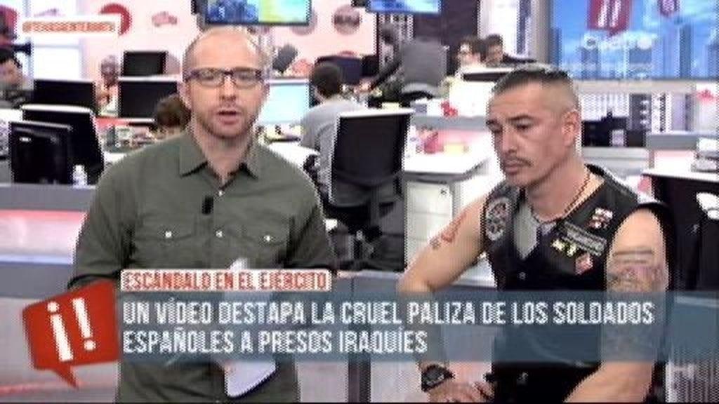 """Sergio Santiesteban: """"No apoyo lo que hicieron, pero vivimos un infierno"""""""
