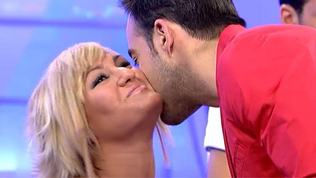 """Vicente: """"Me emociono porque tengo mucho cariño a Brenda"""""""