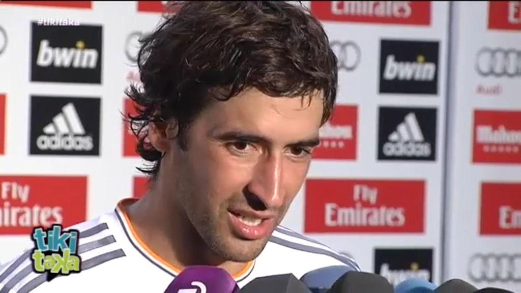 """Raúl: """"El madridismo tiene que estar unido"""""""
