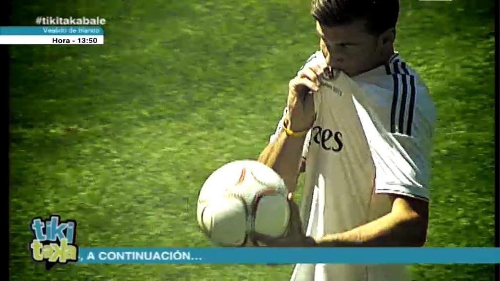 Así fue el gran día de Bale en el Real Madrid
