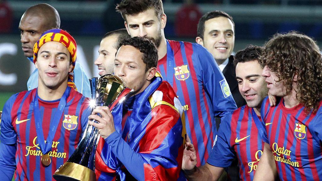 El Barça gana su segundo Mundial de Clubes