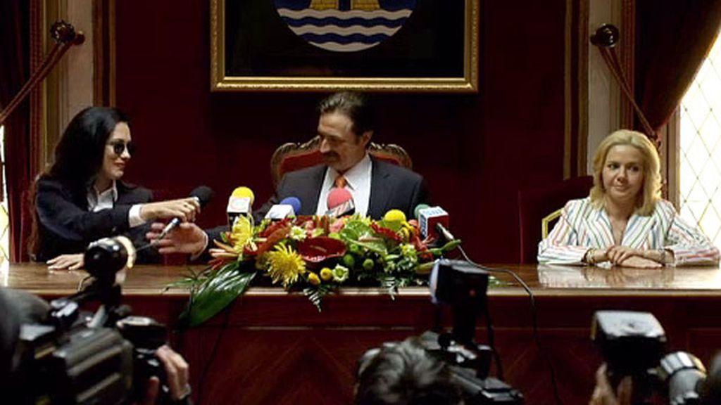Isabel Pantoja se convierte en la imagen de Marbella