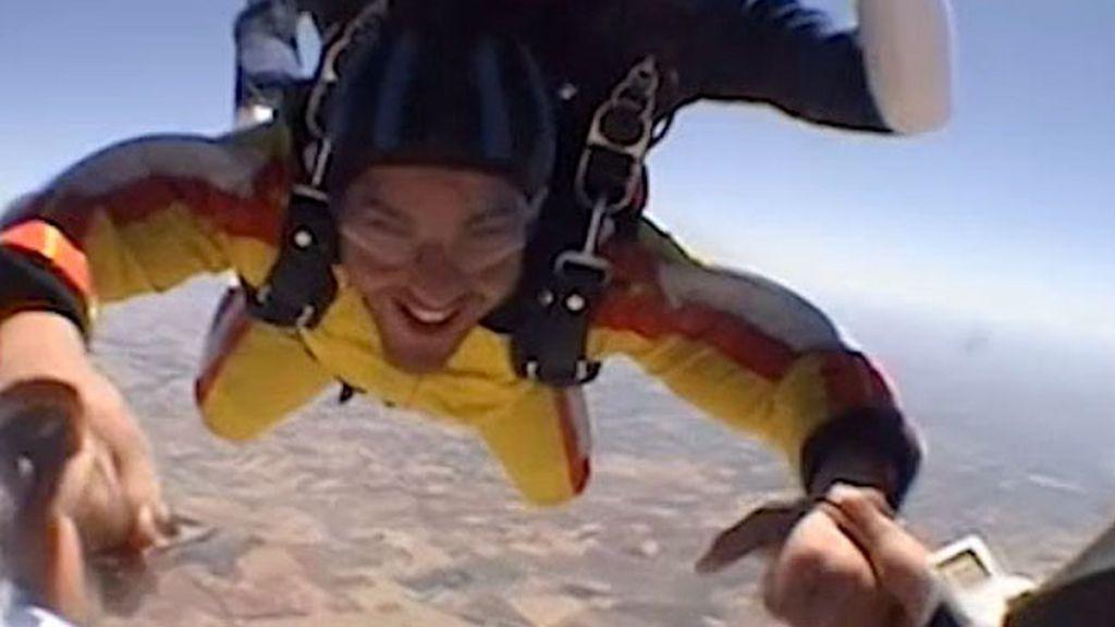 Marcelo, a 4.000 metros de altura
