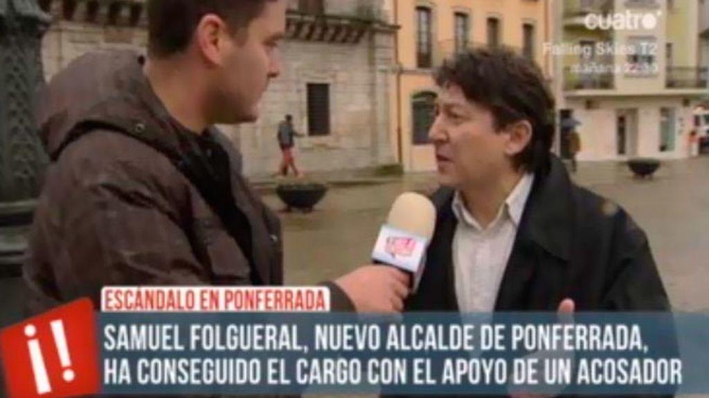 """Folgueral: """"Bajo ningún concepto contaría con Ismael Álvarez"""""""