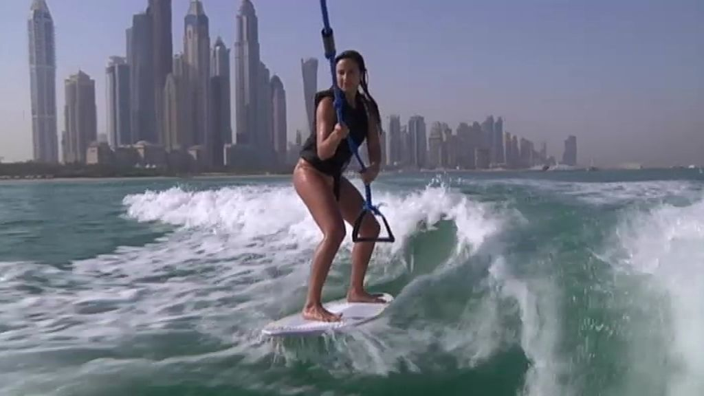 Lujo acuático en Dubái