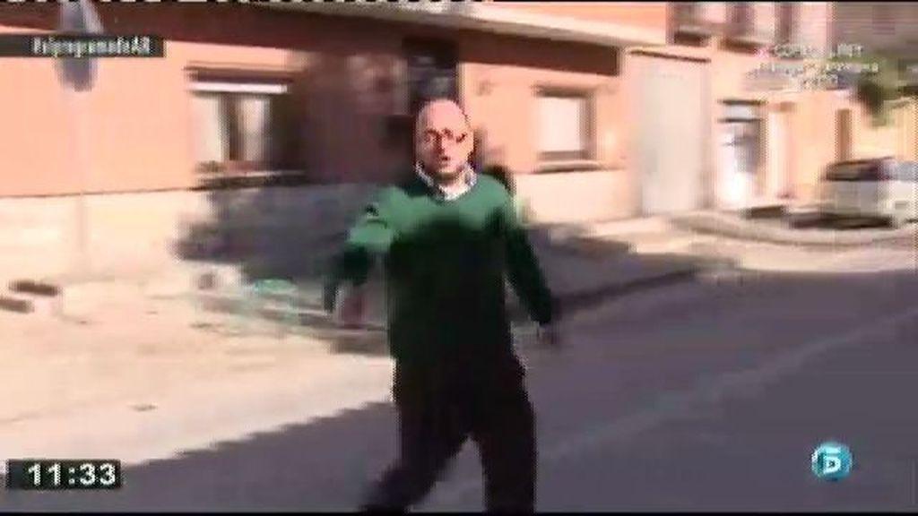 Un jublidado, a punto de entrar en prisión por una pelea en la que fue la víctima
