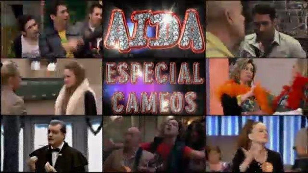 Aída: 'Especial cameos'