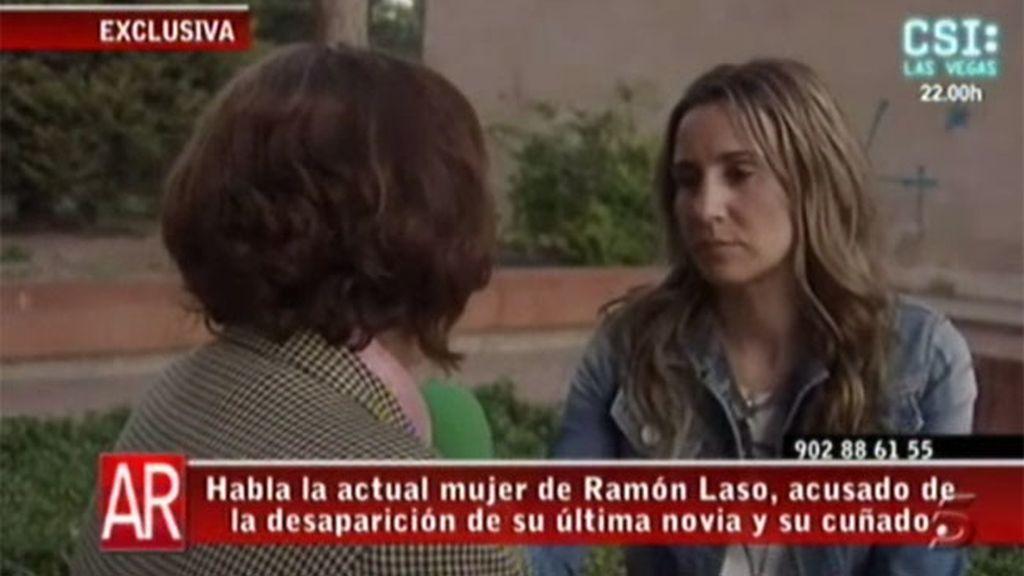 Habla la mujer de Ramón Laso