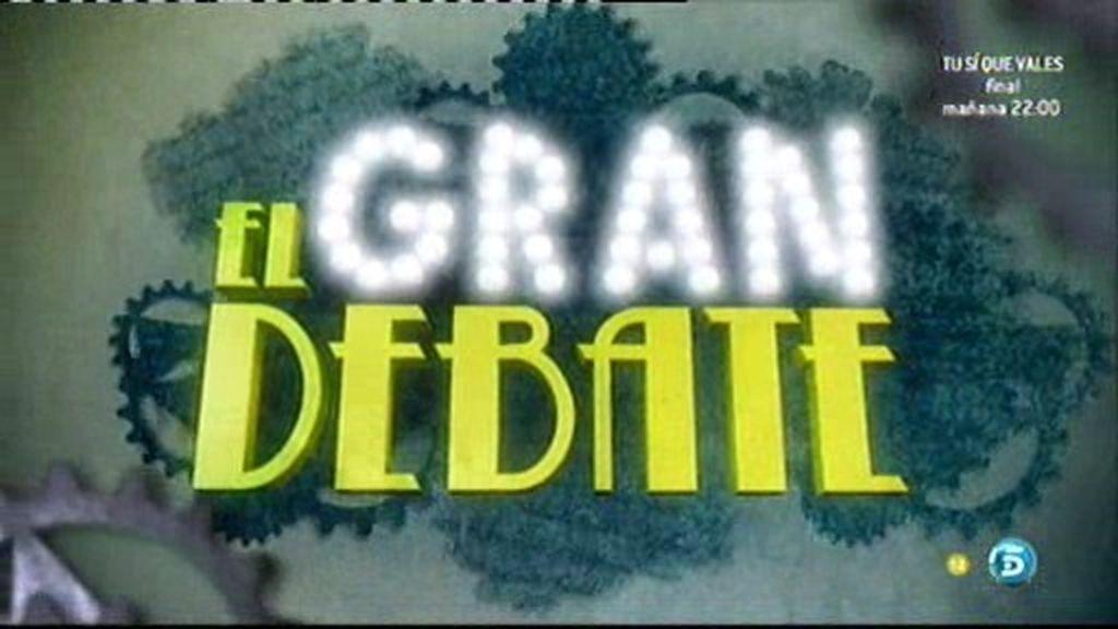 El Gran Debate (15/06/2013)