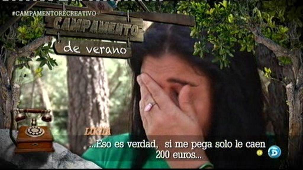 """Lucía,fuera de sí: """"La 'poligonera' me dice 'la quemo viva' y no le hacen nada"""""""