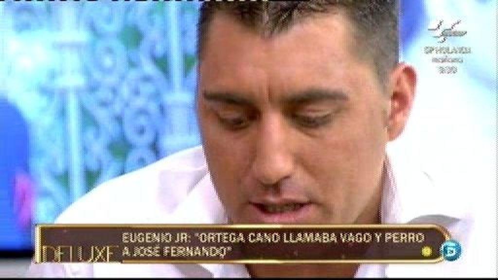 """Eugenio JR: """"He denunciado a mi tío por intento de agresión"""""""