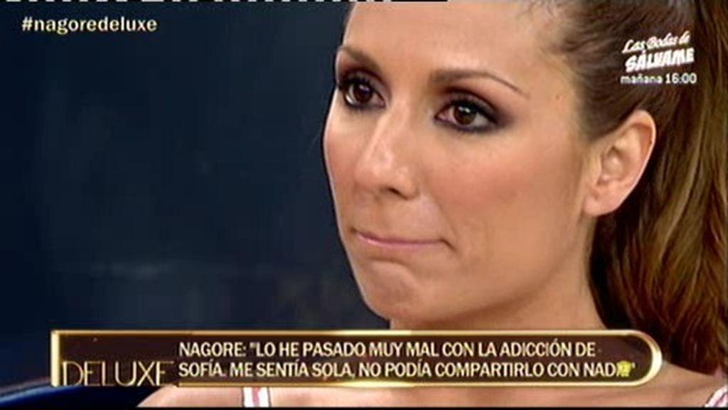 """Nagore: """"Pongo la mano en el fuego porque Sofía no me ha engañado"""""""