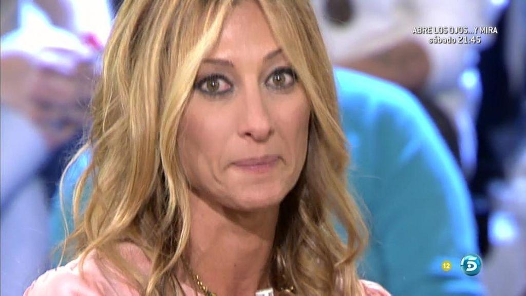 "Mónica Pont, a Lucía Etxebarría: ""Vamos a vernos en los juzgados"""