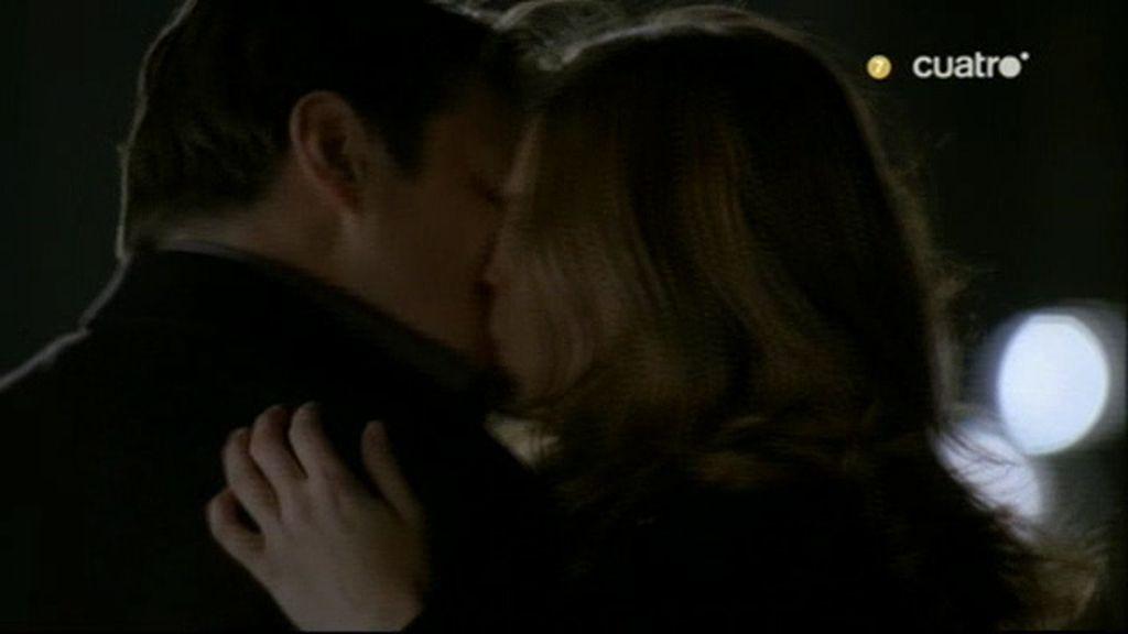 El primer beso de Castle y Beckett