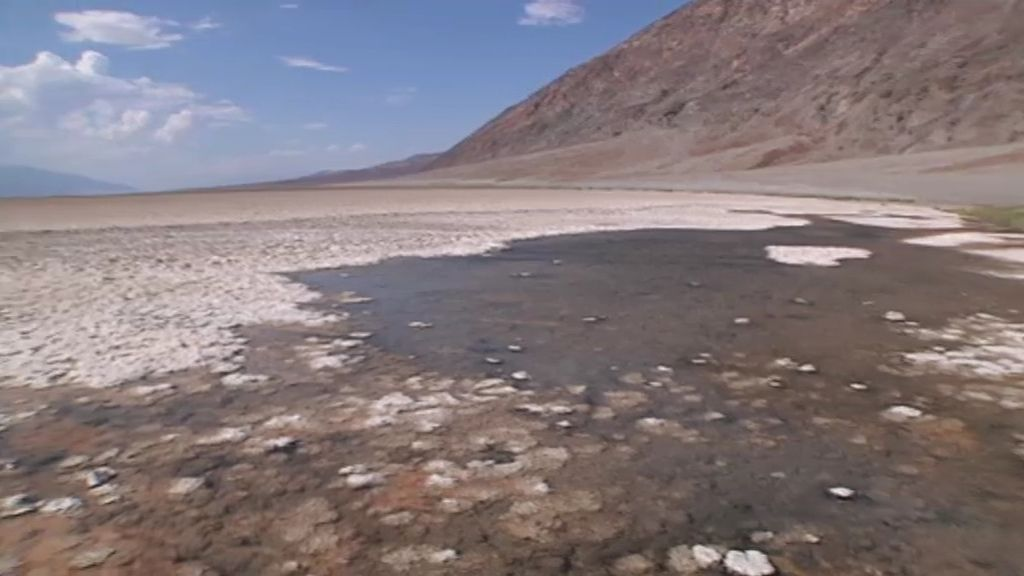 Badwater, la sartén del planeta