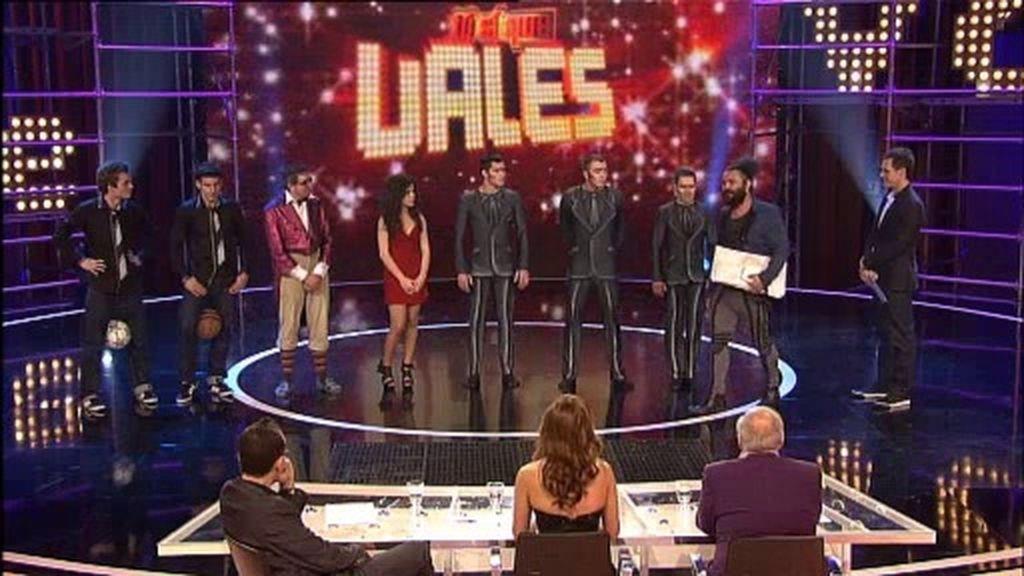 Los ganadores de la Gala 5 de 'Tú sí que vales'